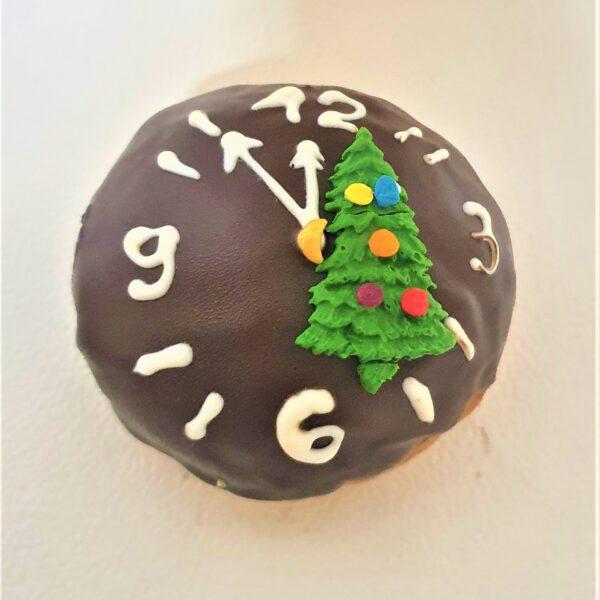 Берлинер новогодние часы