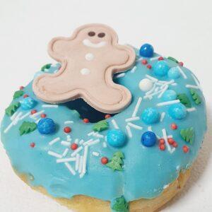 Новогодний человечек - пончик!