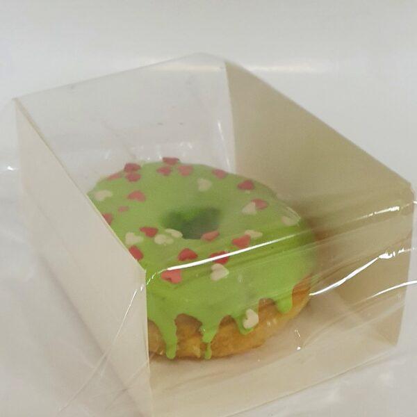 герметичная упаковка для пончиков
